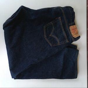 Levi's Men 501 Jeans Size 44/32